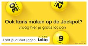 Gratis Lotto lot