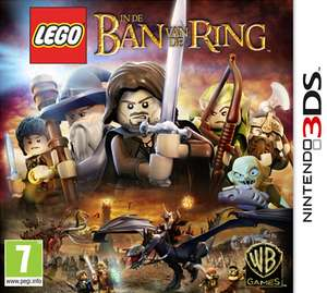 3DS LEGO In de ban van de ring @ Intertoys