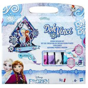 DohVinci Disney Frozen deurdecoratie €3,98 (elders va €17,39) @ Intertoys