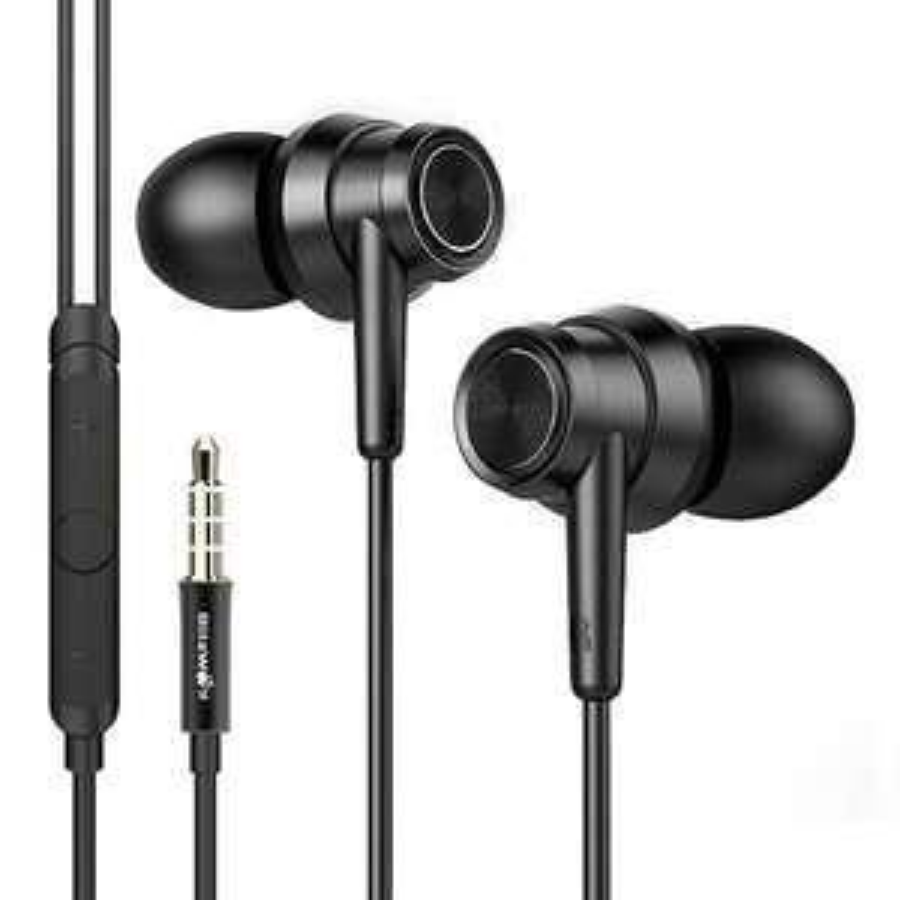 71% korting@ BanggoodBlitzWolf® Graphene Earphone BW-ES1 In-ear Wired Control Earphone With Microphone @ Banggood