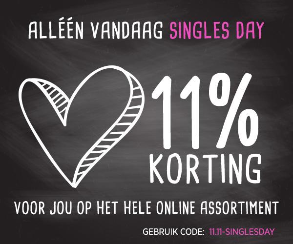 Xenos 11% korting op het hele online assortiment (zaterdag 11 november)