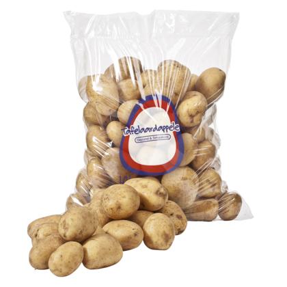 10 kilo aardappelen (kruimig) voor €2,99 @ PLUS Supermarkt
