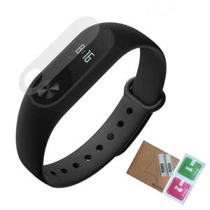 Xiaomi MiBand 2 screen protector voor €0,01 @ AliExpress