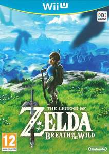 Wii-U the Legend of Zelda: Breath of the Wild