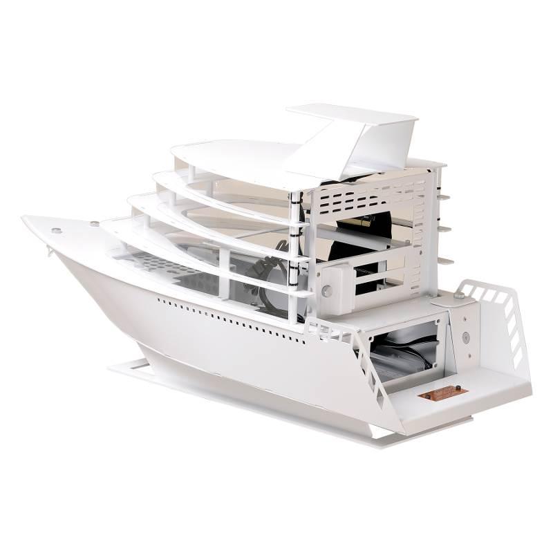 Lian Li PC-Y6W desktop behuizing voor €149,90 @ Alternate