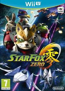 Star Fox Zero Wii U 9,98 @ Gamemania