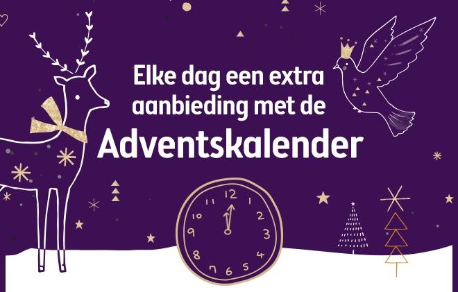 (Gratis) Adventskalender @ AH.nl