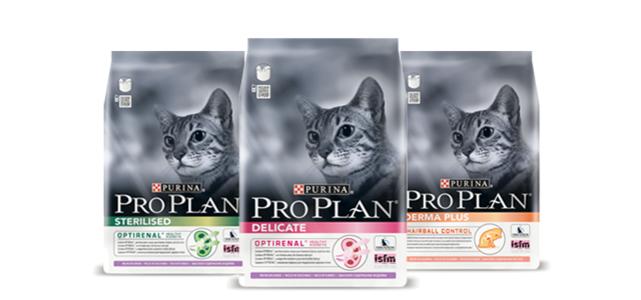 Nieuwe scoupy acties met o.a. gratis Purina® kattenvoeding t.w.v. €16,95