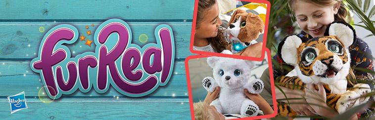"20% op FurReal artikelen @ Toys""R""Us"