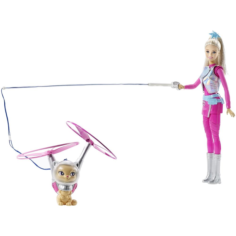 Barbie - Star Light Adventure: Barbie en haar vliegende kat €10 @ Toys R Us