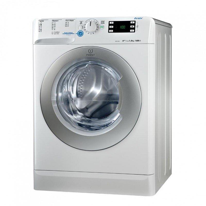 Indesit XWE 81683X WSSS EU Wasmachine voor €297 @ Expert