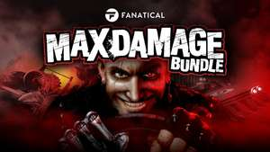 Max Damage Bundle (Steam) voor €3,59 @ Fanatical