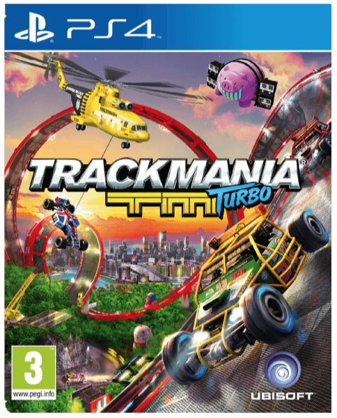Trackmania Turbo (+PSVR) (PS4) @ Mediamarkt