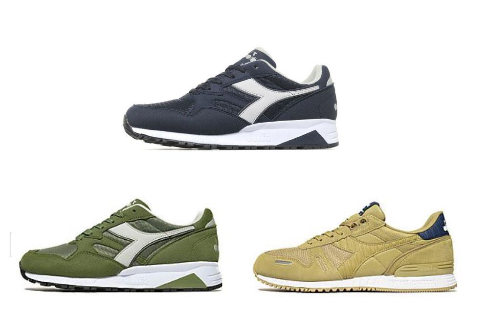 Diadora N902 sneakers nu €35 (+ 2 andere kleuren / modellen) @ JD Sports