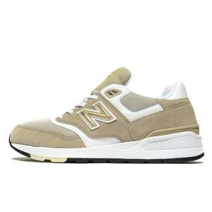 New Balance 597 sneakers (44,5 + 45,5) €30 @ JD Sports