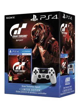 Gran Turismo: Sport + DualShock 4 GT Edition Controller @ Base.com