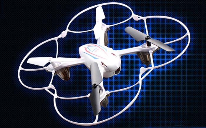 Syma X11C Quadcopter met 2MP camera. Nu voor maar €33.37
