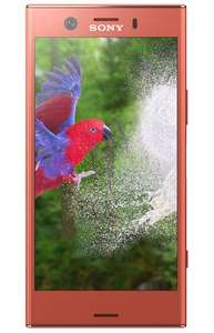 """Sony Xperia 4.6"""" XZ1 Compact Pink Red @ Belsimpel"""