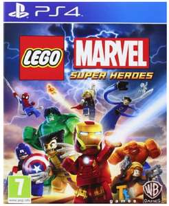 LEGO Marvel SuperHeroes (PS4 / XBOX) @ Base.com
