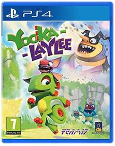 Yooka-Laylee PS4 / XBOX @ Base.com