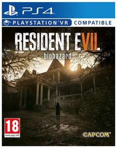 Resident Evil 7: Biohazard (+PSVR) (PS4) @ Base.com