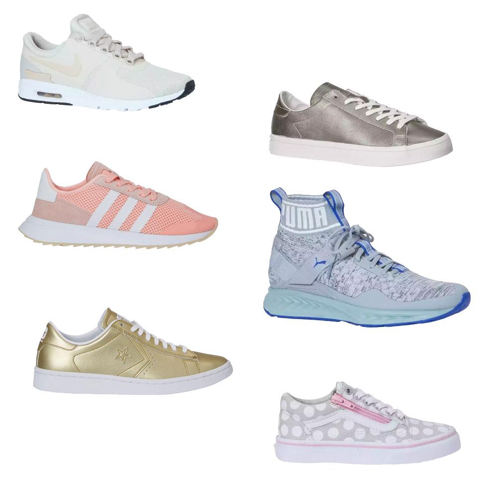 Diverse sneakers (Nike / adidas / Converse / Vans + meer) met hoge korting @ Wehkamp