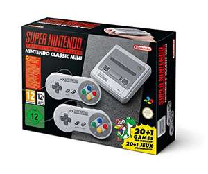 Nintendo Classic Mini: Super Entertainment System voor €69,89 @ Amazon.de