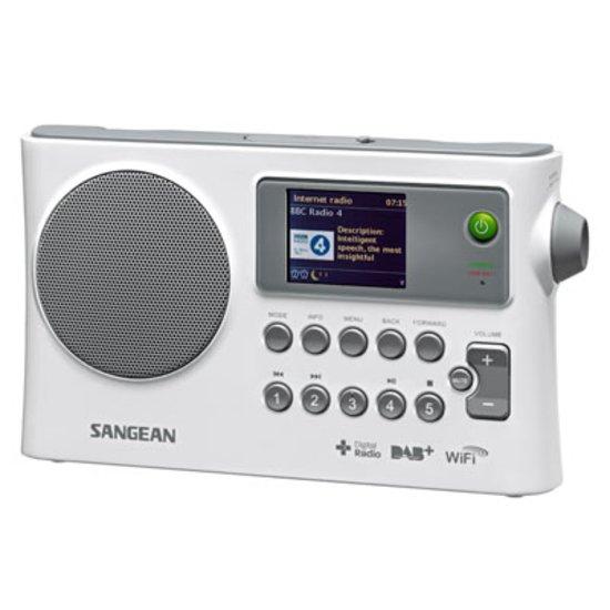 Sangean WFR-28C Internet radio voor €155 @ Bol.com
