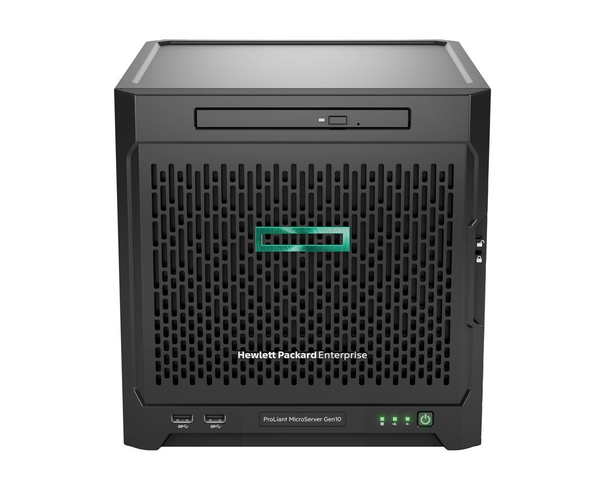 Prijsfout? HP microserver G10 + 1TB SSD