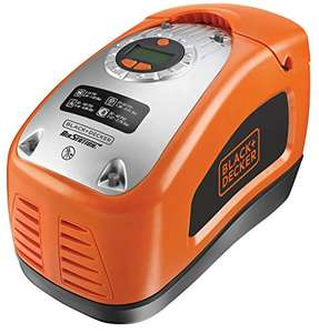 Black & Decker ASI 300 Mini compressor | 11 Bar @ Amazon.de