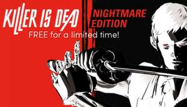 Killer is Dead - Nightmare Edition (Steam) gratis @ Humble Bundle