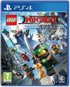 LEGO The Ninjago Movie: Videogame (PS4) @ Base.com