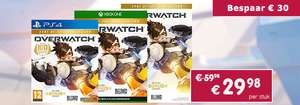 Overwatch Game of the Year Edition (PS4/Xbox One/PC) voor €29,98 @ Game Mania