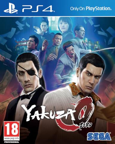 Yakuza 0 (PS4) voor €21,99 @ Zavvi