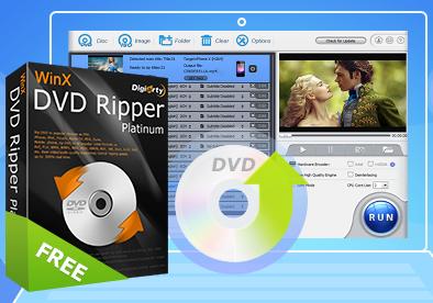 Gratis Winx DVD Ripper Platinum V8.6.0