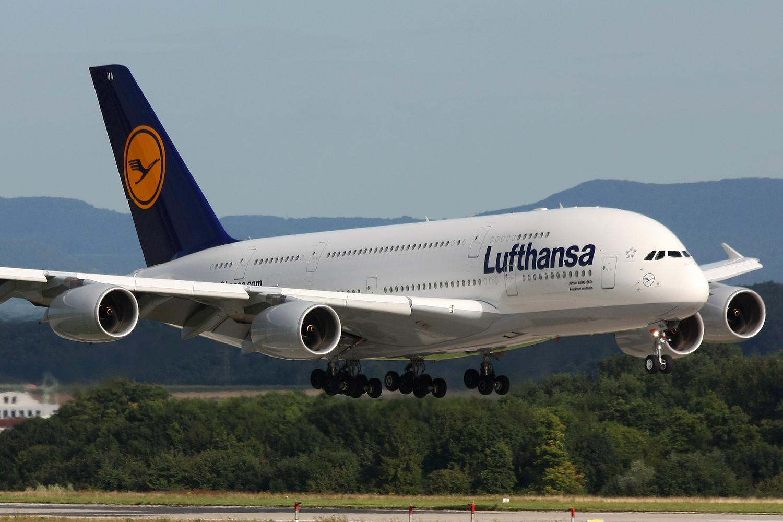 €30 korting op Lufthansa vluchten!