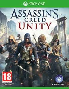 Assassin's Creed Unity (Xbox One) Digitale Code voor €14,79 @ Gamedealdaily