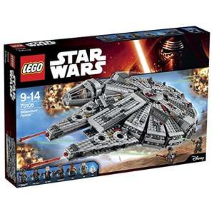 LEGO Star Wars 75105 Millennium Falcon voor €91,13 @ Amazon.co.uk