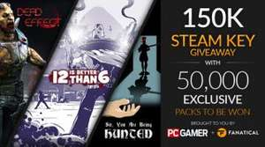Gratis Steam bundle @ PC Gamer