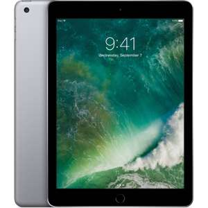 "Apple iPad 9,7"" 32GB (2017) voor €262 @Ebay Tobydeals-de"