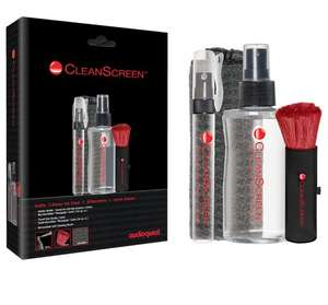 Audioquest Cleanscreen schoonmaak set @ HiFiCorner