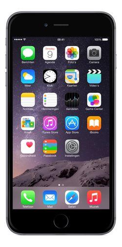 Apple iPhone 6 Plus 16GB (Space Gray) met Tele2 Sim Only voor € 653 @ Coolblue