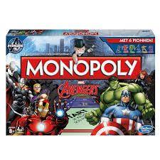 Diverse Monopoly spellen voor 7,99 @kruidvat