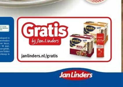 Geld terug van Wasa knäckebröd en Colgate White tandpasta bij Jan Linders