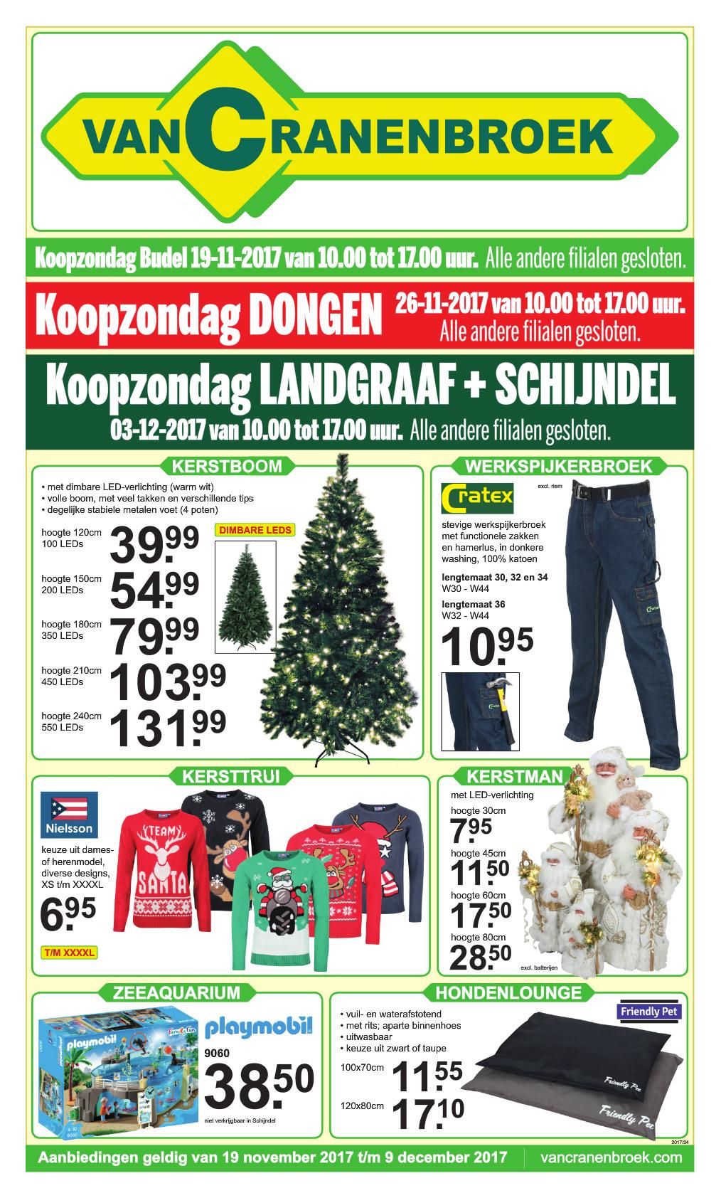 Foute Kersttrui m/v @van cranenbroek