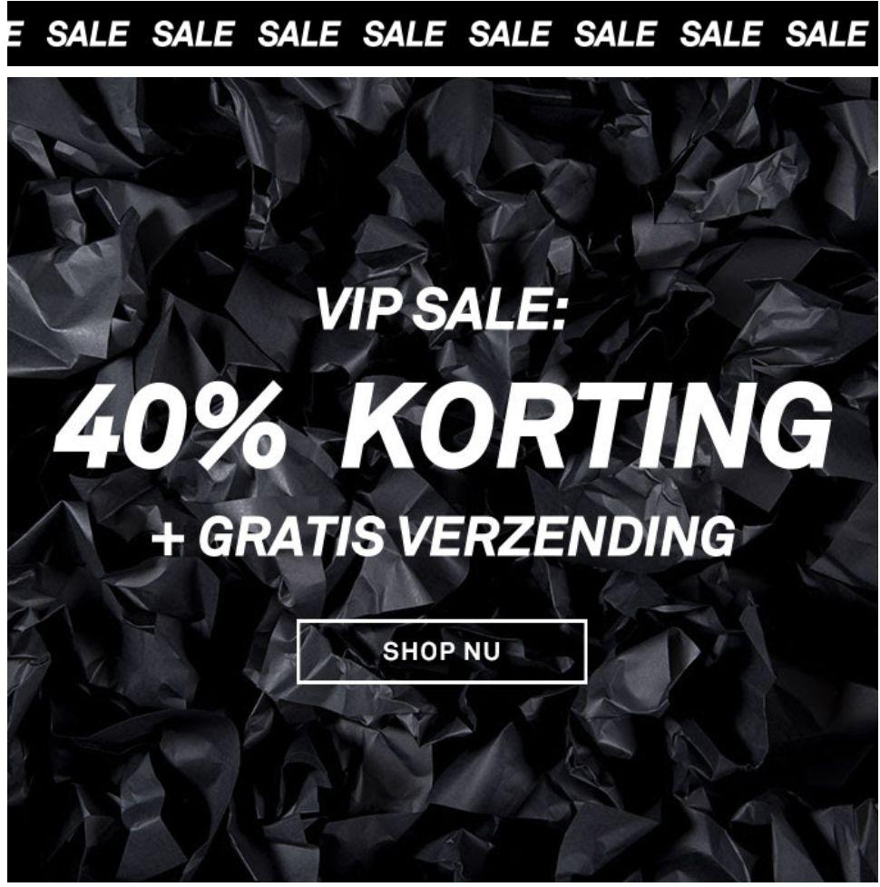40 % korting of happy socks plus gratis verzenden