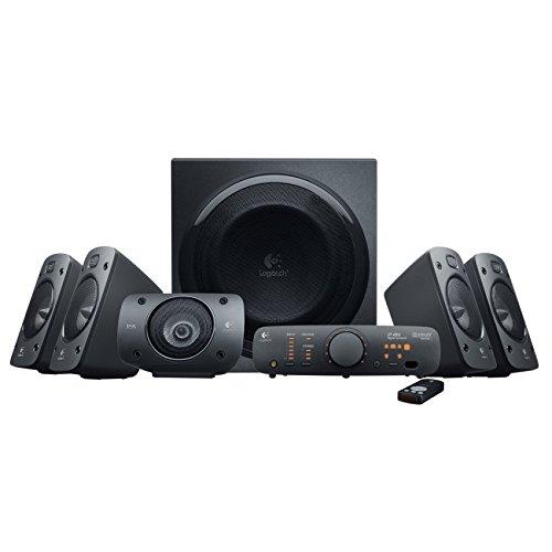 Logitech z906 3d-Stereo-luidspreker @Amazon.de