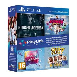 PlayLink Collection (PS4) voor €29,98 @ Game Mania