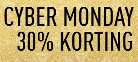 Cyber Monday: 30% korting op presale artikelen + 30% extra op outlet + gratis verzending @ Reebok