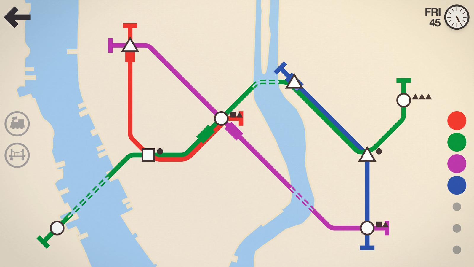 Mini Metro van €4,99 voor €0,59
